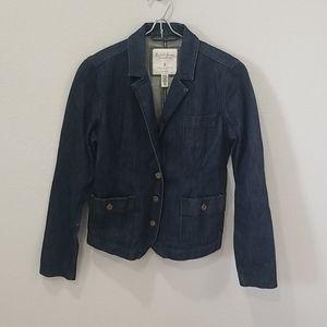 Levi's Button Down Jean Jacket Sz M